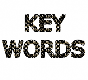 How to find keywords for