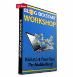 blog kickstart workshop